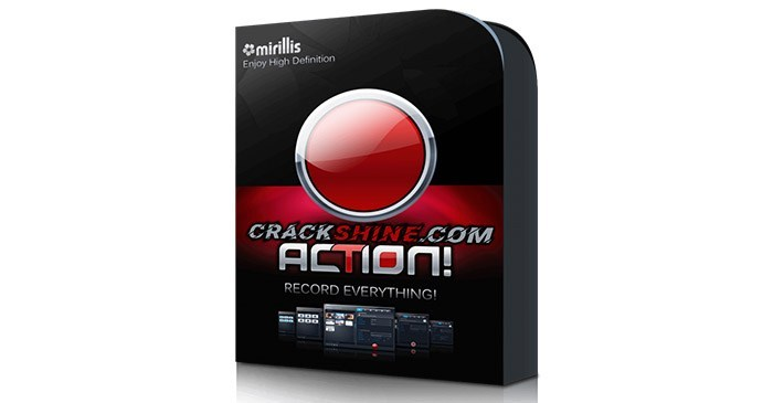 Mirillis Action! 4.9.0 Crack +Serial key for free Download