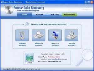MiniTool Power Data Recovery Crack + Product Key Free Download