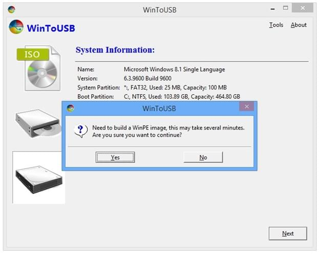 WinToUSB 5.5 Crack + Activation Code Free Download