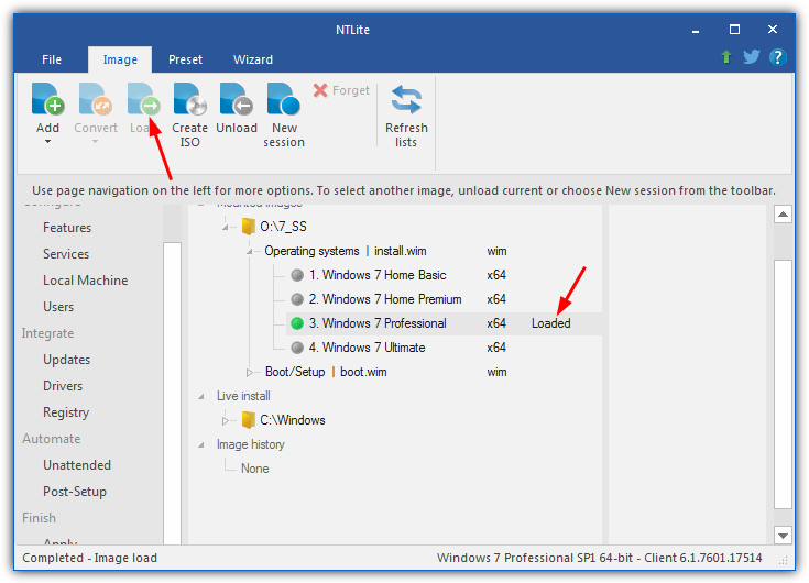 NTLite 2.0.0.7501 Crack 2020 Torrent + keygen Free Download