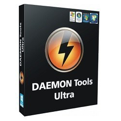DAEMON Tools Ultra 5.8.0.1409 Crack + Product Key Free Download