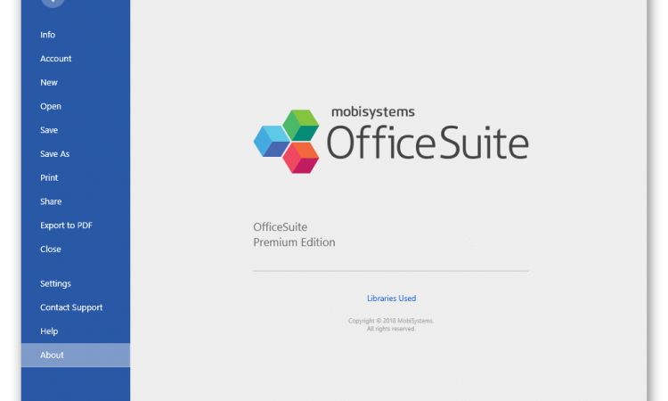 OfficeSuite 4.50.33340.0 Crack With Registration Key Free Download