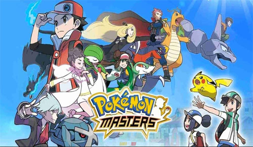 Pokémon Masters Apk 1.11.0 Android + Windows Full Version Free Download