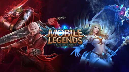 Mobile Legends: Bang bang 1.4.94.5372 Apk Android + Windows + Full Version Free Download