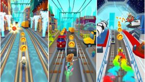 Subway Surfers 2.3.1 Apk Android + Windows + Full Version Free Download
